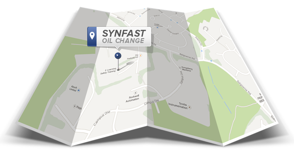 Synfast Oil Change